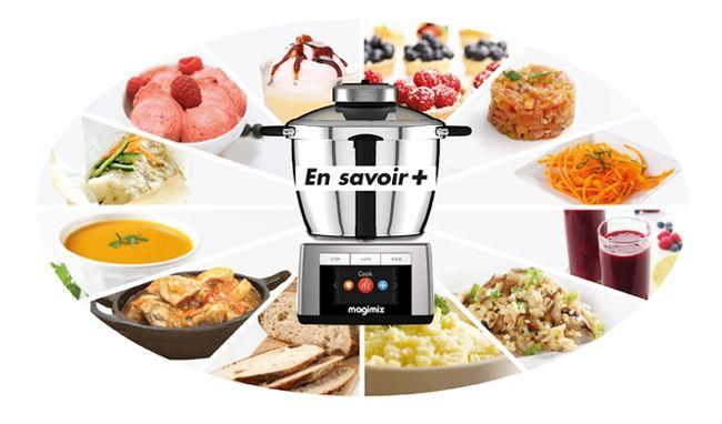 magimix cook expert robot cuiseur robot chauffant
