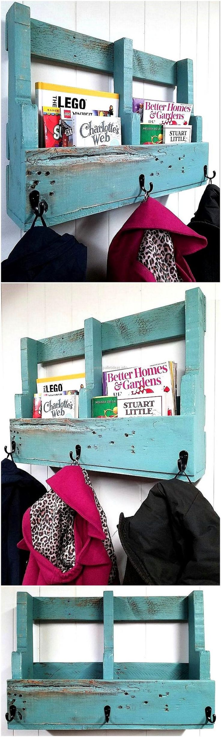 Mind Blowing Recycled Pallet Creations Those who