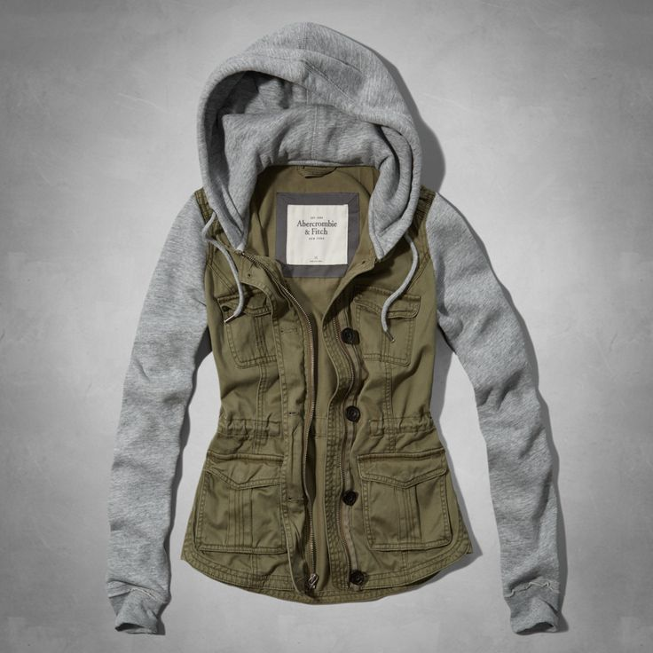 Womens Tristen Jacket | Womens Outerwear | Abercrombie.com