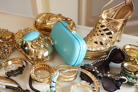 ANNA DELL RUSSO ACCESSORIES