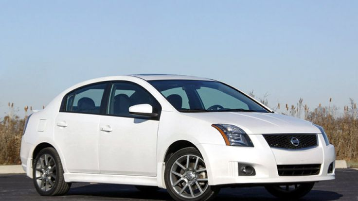 Review: 2010 Nissan Sentra SE-R is a tall order - Autoblog