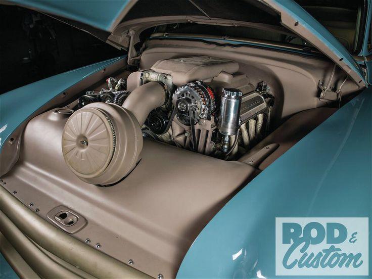 Gm 5 3l Ls V8 In A 1950 Chevrolet Fleetline