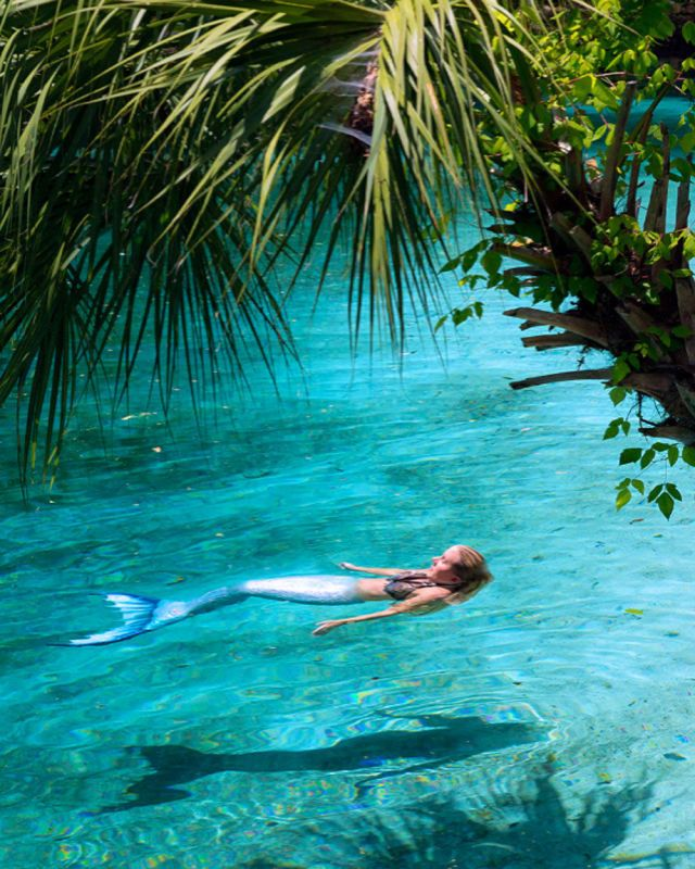 This real-life mermaid will give you new career goals - Cosmopolitan.co.uk