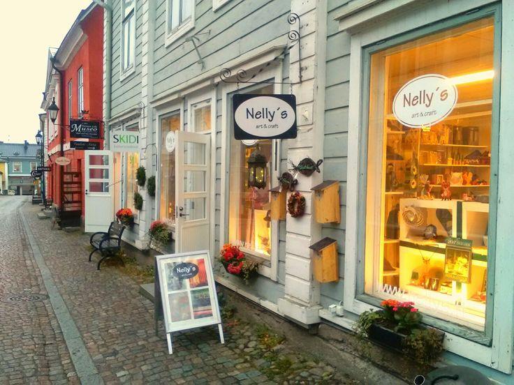Nellys  Art & Craft ,Porvoo Finland