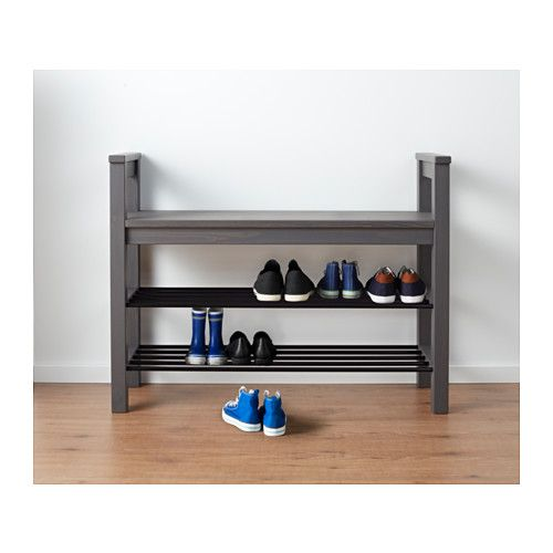 17 best ideas about bench with shoe storage on pinterest. Black Bedroom Furniture Sets. Home Design Ideas