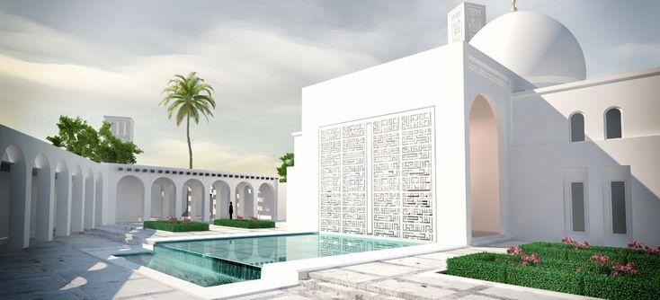 Mosque Design - Yemen