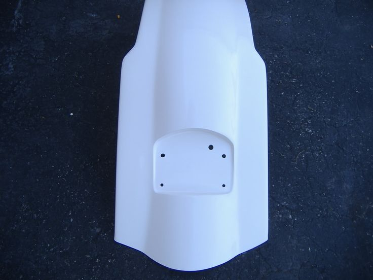 Softail All-in-One Rear Fender | Bad Dad | Custom Bagger Parts for Your Bagger