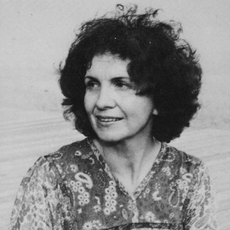 Canadian writer Alice Munro