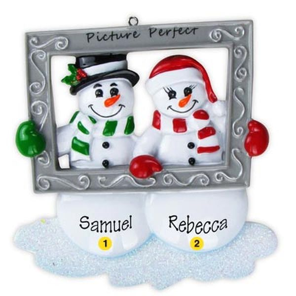PolarX Couple's Series - Snow Couple Holding Frame
