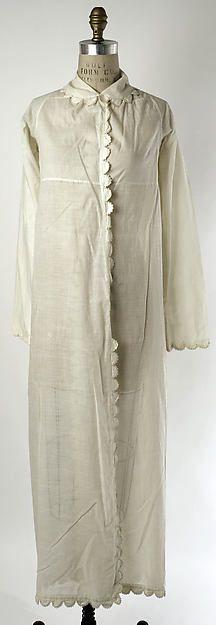 Dress, 1810–15, American. The Metropolitan Museum of Art (C.I.46.33.2)