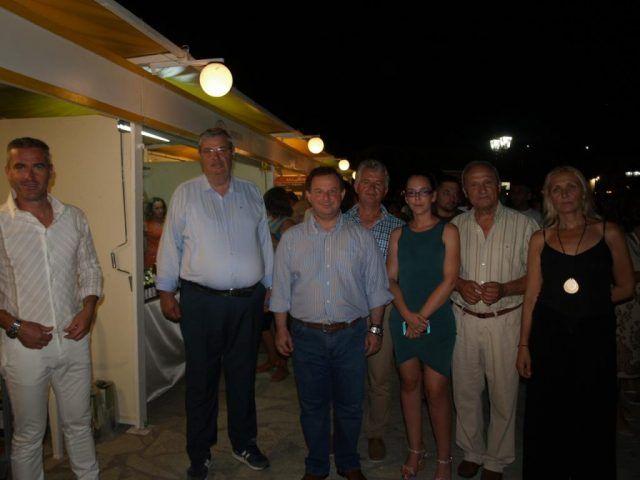Θεσπρωτία: Εκθεση αγροτικών προϊόντων Κερνάμε Ήπειρο στα Σύβοτα με άρωμα Θεσπρωτίας-Πλούσιο φωτορεπορτάζ