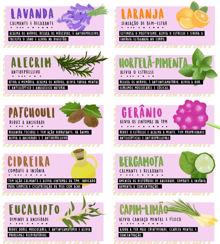 Bela e Serena: aromaterapia à favor da beleza