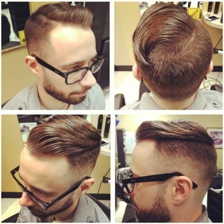 Charming Menu0027s Undercut Hairstyle