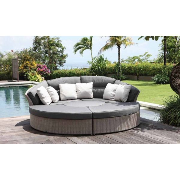 Sunloungers Garden Sunbeds Outdoor Wicker Furniture Outdoor