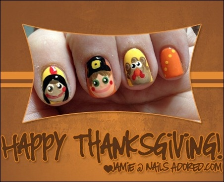 61 best images about November nails on Pinterest | Fall nails ...