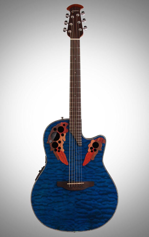 1436 best guitars images on pinterest vintage guitars bass ovation ce44p celebrity cheapraybanclubmaster Choice Image