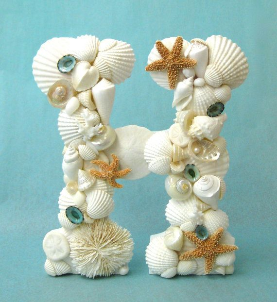 162 best images about seashells on pinterest for Big seashell crafts