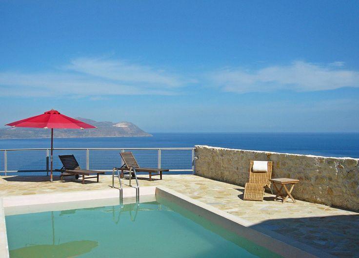 """Vakantiehuis """"Apokoronas"""" in Kreta, Griekenland."""