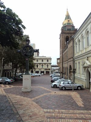 Old Post Office, Port Elizabeth, South Africa