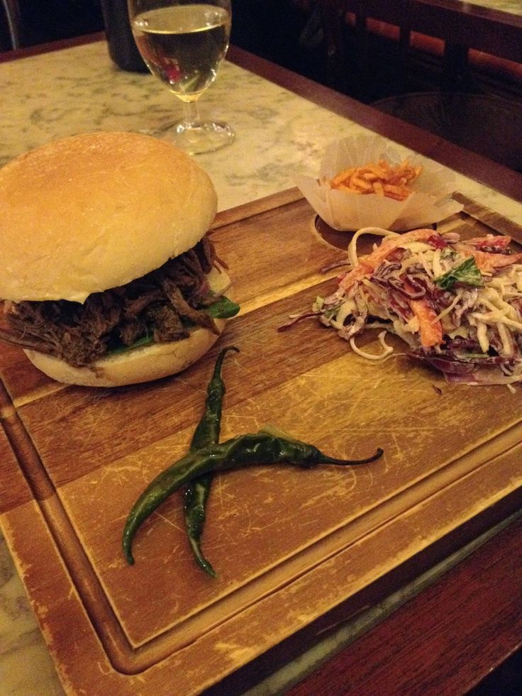Dishoom London : Lamb Raan Bun