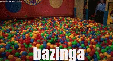 Bazinga Sheldon Sheldon GIF - BigBangTheory SheldonCooper Bazinga - Discover & Share GIFs