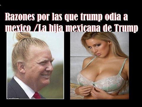 Ivanka Trump La Hija Mexicana De Donald Trump /Razones Por Las Que Trump...