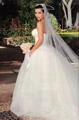 35 best Celebrity Wedding Dresses images on Pinterest Celebrity