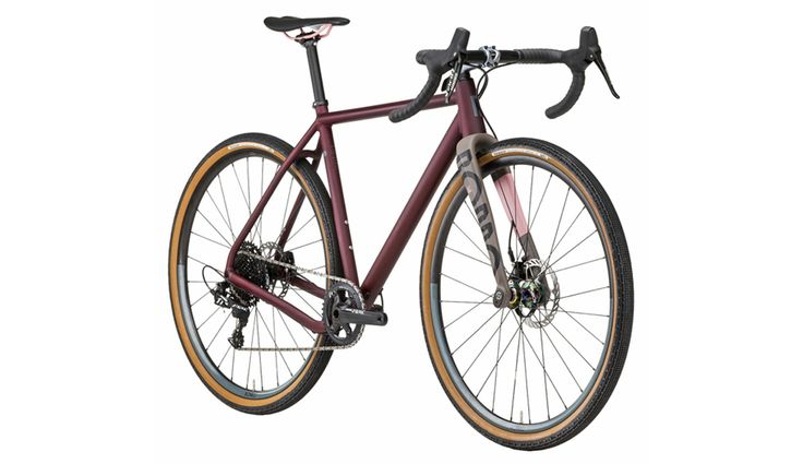 RONDO Ruut AL Gravel Plus burgundy günstig kaufen bei ▷ fahrrad.de