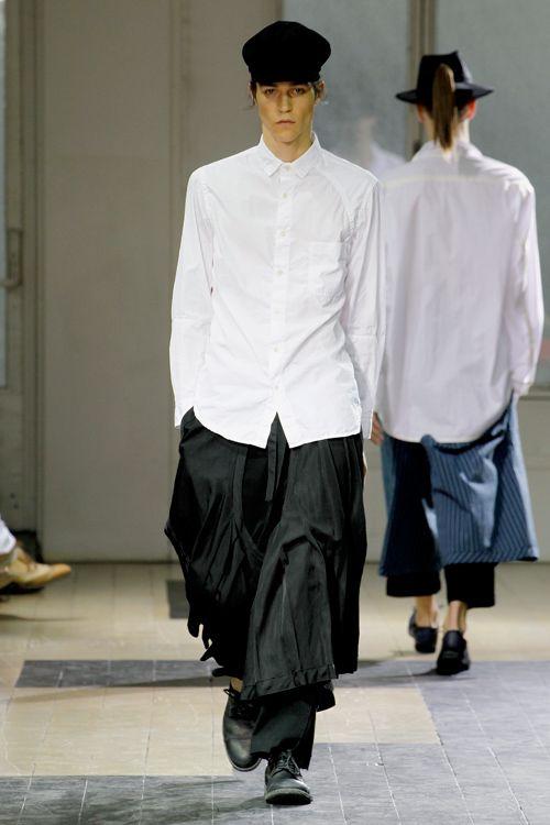 Yohji Yamamoto 2012SS