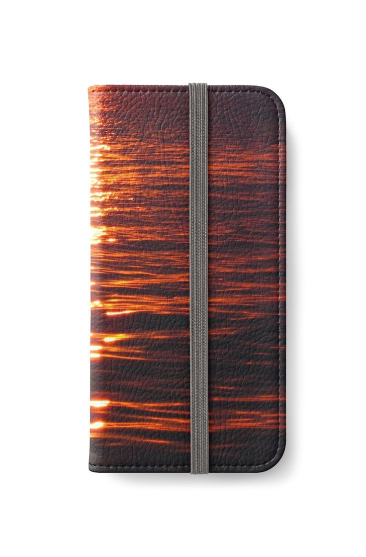 Sea of Love iPhone Wallet by scardesign11 #sunset #sunsetgifts #summer #summeraccessories #accessories #style #colorful #swag #hipster #iPhonewallet #buyiphonewallet #phonewallet #sea