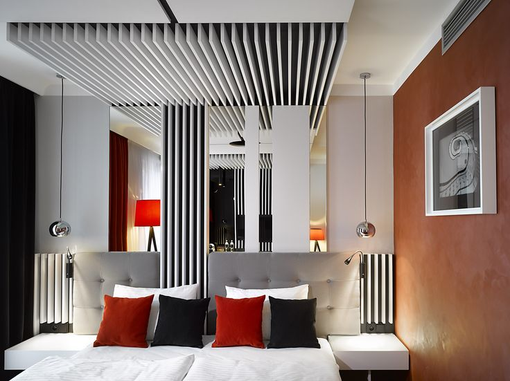 Newly refurbished #Superior room featuring #Nespresso Coffee mashine, bathrobes and slippers, free bottle of water and fresh fruit, turn-down service at #HotelClement