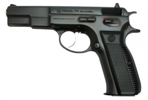 CZ 75 Another of the 50 best handguns ever made