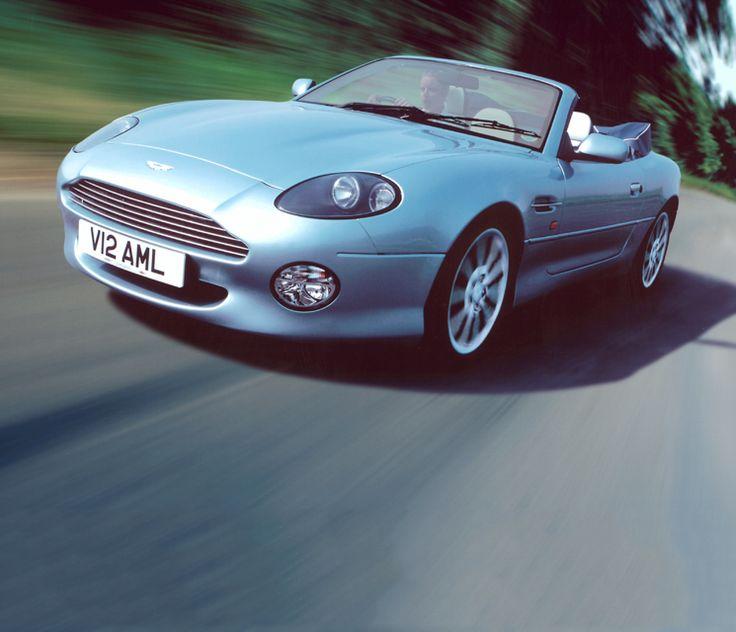 DB7 Vantage - Aston Martin