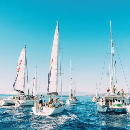 The Yacht Week | Seven-day sailing holidays for the young, wild and free. Pick a week, book a yacht or cabin and follow the sun to Croatia, Greece, Italy, British Virgin Islands or Thailand.
