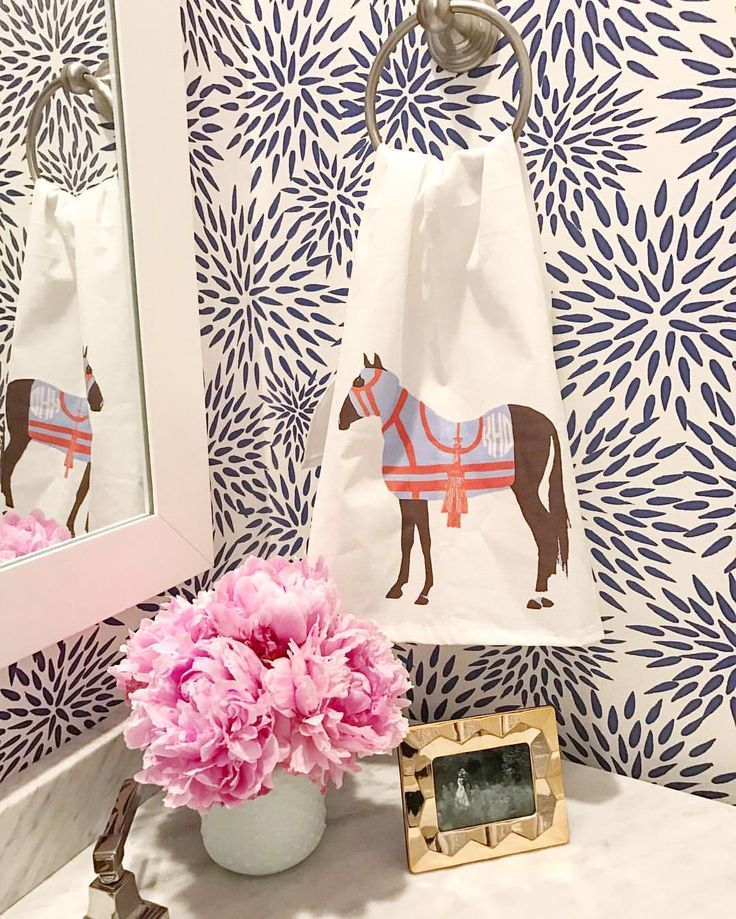 Equestrian Hand Towel Kk Mums The Word Wallpaper