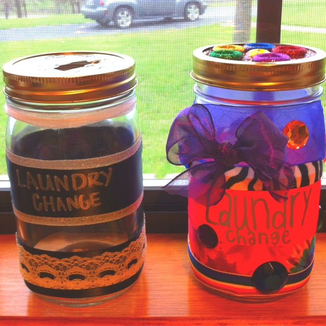 Good idea to make sure you're saving your quarters! I want one set up at my graduation party.
