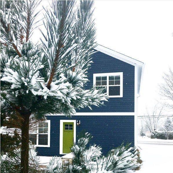 Long Lasting Exterior House Paint Colors Ideas: Best 44 Home Exteriors Images On Pinterest