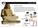 A mini-lesson about the important role scribes played in ancient Egyptian society.