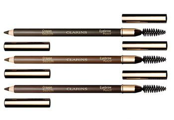 Clarins Eyebrow Pencil Long Wearing Clarins Eyebrow Pencil Long Wearing A long-wearing eyebrow pencil that enhances and defines the natural curve of your brows. Dual-ended pencil offers a comb-brush end to help keep brows perfectly shap http://www.MightGet.com/january-2017-12/clarins-eyebrow-pencil-long-wearing.asp