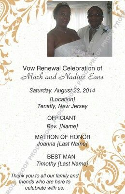 8 Best Vow Renewal Invitations Images On Pinterest