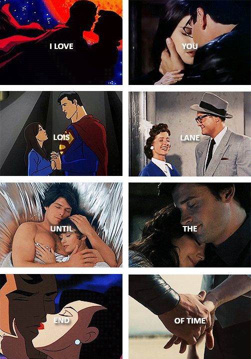 Superman + Lois Lane