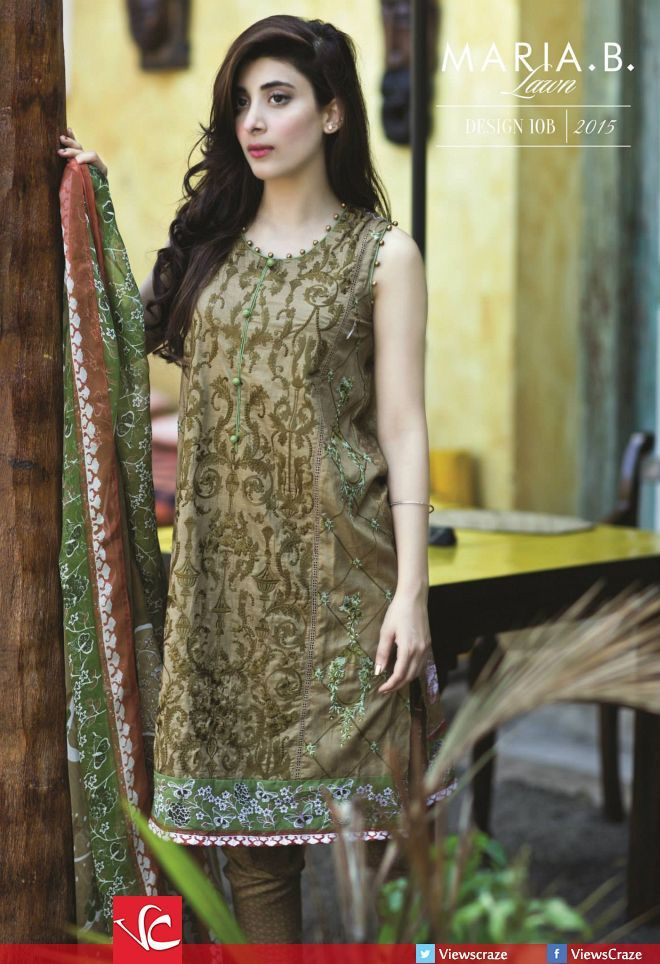Maria B Lawn Collection 2015 (Complete Catalogue)