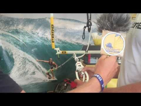 Core kiteboarding 2017 2S control bar - VIDEO - http://worldofkitesurfing.com/kitesurf/videos-kitesurf/core-kiteboarding-2017-2s-control-bar-video/
