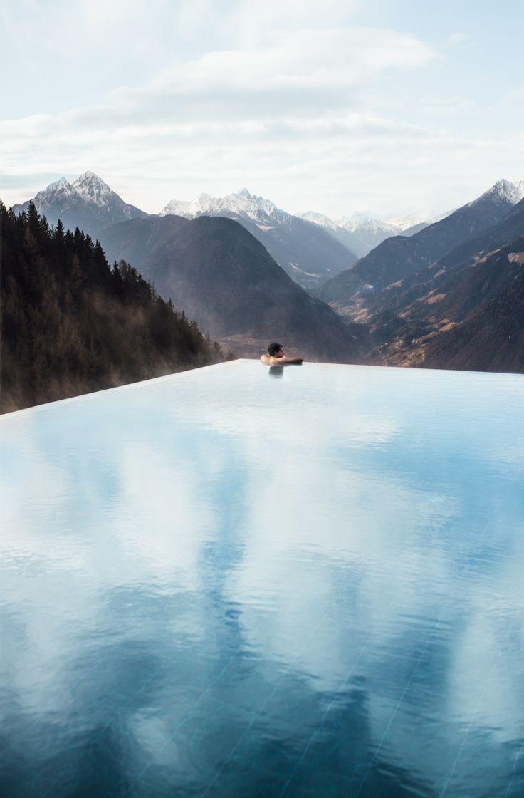 Superbe boutique hotel dans les Dolomites, Sud-Tyrol Italie  Merano