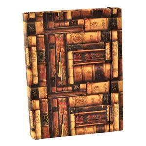Book spines boxfile || British Library £10/ea
