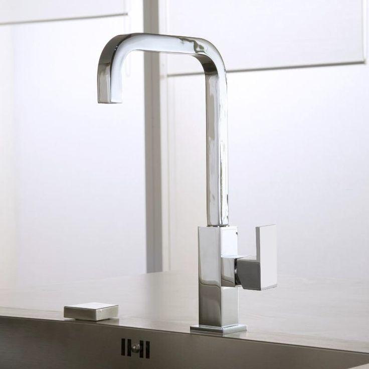 Treemme Küchenarmatur Serie X-Change Griff Serie Q chrom - villeroy und boch küchenarmaturen