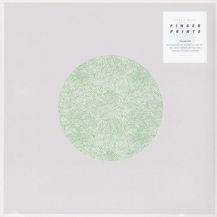 Isaac Haze - Fingerprints Volume 1 Green Vinyl Edition - Vinyl LP - 2017 - EU - Original kaufen im Online Music Store von hhv.de - Neuheiten & Topseller auf Vinyl, CD & Tape - Versandkostenfrei bestellen ab 80€!