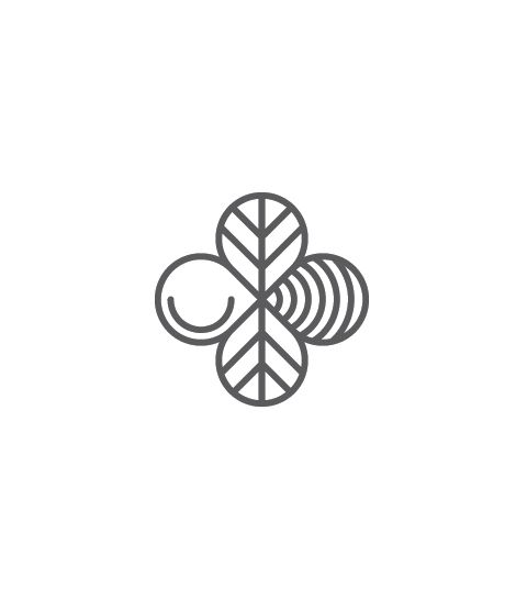 Graphic part of a logo by Element One, a Polish design studio