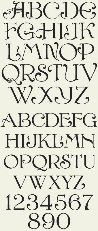 Letterhead Fonts / LHF Confection / Decorative Fonts
