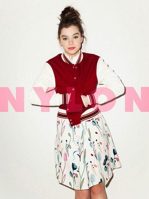 Hailee Steinfeld for Nylon Magazine May 2014